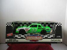 1/18 SCALE ERTL AMERICAN MUSCLE NASCAR HARRY GANT #33 MANHEIM AUCTIONS
