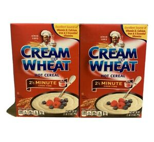 2x BOXES Cream of Wheat Hot Cereal 28 OZ each