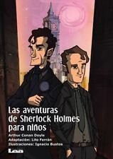 LAS AVENTURAS DE SHERLOCK HOLMES PARA NI±OS - DOYLE, ARTHUR CONAN, SIR/ FERRAN,