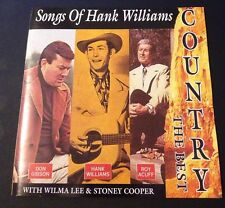 Songs Of Hank Williams by Don Gibson Roy Acuff Wilma Lee & Stoney Cooper CD