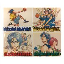 BUZZER BEATER Vol.1-4 Comics Complete Set Japan Comic F/S
