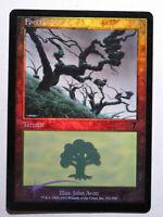 Forest/Forêt - 7th Edition * Nº 331 FOIL Mtg Magic Francais