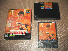 BURNING FIGHT NEO GEO HOME CART AES IMPORT!(SEE DESCRIPTION)