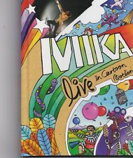 MIKA-Live In Cartoon Motion Music DVD+Booklett
