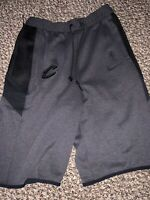 Nike NBA Cleveland Cavs Therma Flex Performance Shorts Men's M-tall Team Issued!