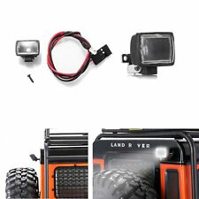 Square Spotlight for 1/10 Traxxas TRX4 Land Rover JEEP Defender