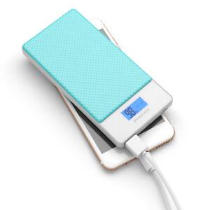 (100% Ori)PINENG PN 993 10000mAh Quick Charge 3.0 Type C Polymer Power Bank-Blue