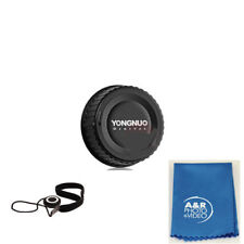Yongnuo Genuine Rear lens cap for 50mm 35mm 85mm 100mm 40mm Canon cover bac