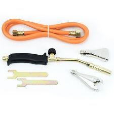 Gasbrenner Handlötset Lötbrenner 4 tlg. Löten Handlötgerät Lötkolben SN0284