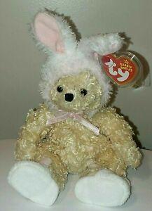 Ty Beanie Baby - SKIPS the Bunny Rabbit Bear (8 Inch)(Internet Exclusive) MWMT