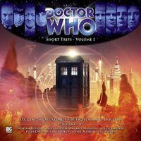 SCOTT ALAN WOODARD - DOCTOR WHO: SHORT TRIPS-VOL.1 2 CD NEW