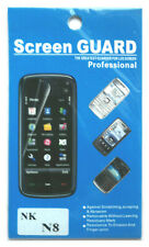 Nokia N8 Screen LCD Protector Guard Care Professional Anti-Scratch Transparent