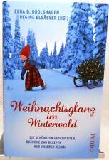 Weihnachtsglanz im Winterwald + Buch Weihnachten + Geschichten Rezepte Bräuche +