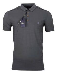 G-Star RAW Polo Shirt Men's Regular Fit Cotton Short Sleeve - Gray