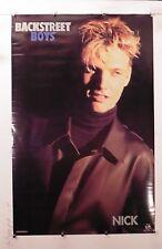 Backstreet Boys vintage poster Nick Nos (b505)