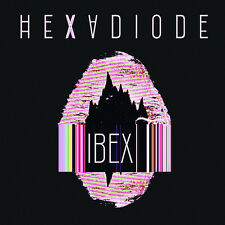 HEXADIODE Ibex CD Digipack 2016