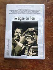 le signe du lion (DVD) film de eric rohmer le 1er film de Rohmer