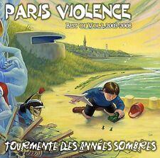 PARIS VIOLENCE Tourmente des Années Sombres Best of vol2 2003-2008 CD french Oi!