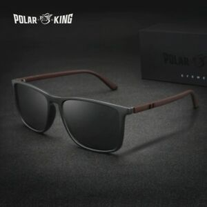 Polar King New Luxury Polarized Sunglasses Men's Driving Shades Male Sun Glasses