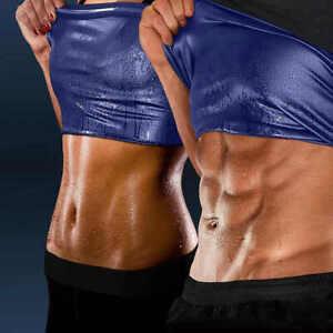 BIOSHAPER Women Men Slender Hot Vest Sauna Sweat Ultra Thermal Suits Cami Power