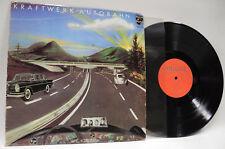 KRAFTWERK-AUTOBAHN-1974 CANADA VINYL LP RELEASE-GRADED VG+