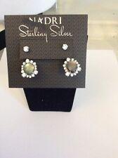 Ear Jackets #106 $90 Nadri Sterling Silver