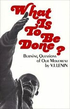 What Is to Be Done?  (ExLib) by V. I. Lenin