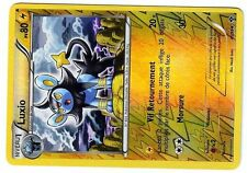 POKEMON CARTE DESTINEES FUTURES HOLO INV N°  45/99 LUXIO