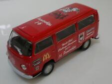 St George Illawarra Dragons VW Volkswagen Kombi Bus Code3 1:43 Scale Combi
