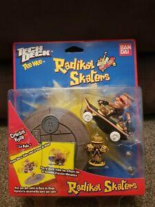 Radikal skaters, Tech Deck, CRUISIN KYLE La Bala Pee Wee, RARE, Skateboard