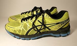 Asics Gel Kayano 20 FluidFit Running Shoes Sneakers Men's Size 11 Euro 45