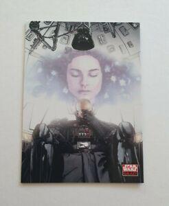 Topps Star Wars Galaxy Series 4 Promo Trading Card P2