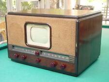 """Vintage 1940's Belmont 22A21, 7"""" Table Top TV"""