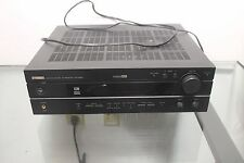 Yamaha HTR-5550 Home Theater Receiver 210 Watts 5-Channel DTS Cinema DSP Tested