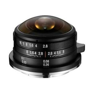 LAOWA 4mm f/2,8 Circular Fisheye für Fuji X