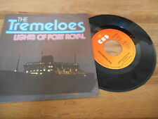 """7"""" Pop Tremeloes - Lights Of Port Royal / Silas (2 Song) CBS REC"""