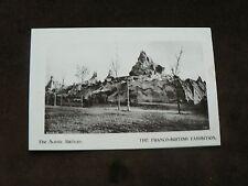 Franco-British Exhibition London 1908 Photo Postcard, The Scenic Railway