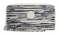 kipling Alia Large Wallet Scribble Lines