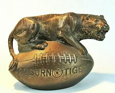 AUBURN TIGERS METAL BANK VINTAGE BANTHRICO COLLEGE MASCOT BANK AUBURN U ALABAMA