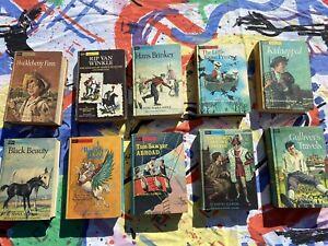 Vintage 60S Companion Books Double Books 10 Books 20 Stories Retro Aesthetics