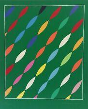 Piero Dorazio - Serigraph Original Numbered and Signed