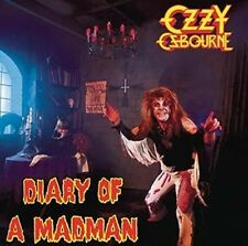 Ozzy Osbourne Diary of a Madman Remastered 180gm Vinyl LP 2015 &