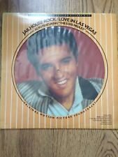 Elvis Presley Picture Disc Lp Jailhouse Rock/love In Las Vegas