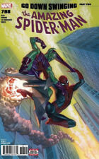 Amazing Spiderman 798 lot with Dodson, Ramos & Young Guns variant