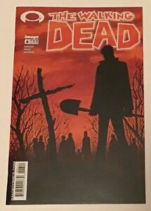 The Walking Dead 6 Image Comics 2004 Robert Kirkman AMC TV series Death of Shane
