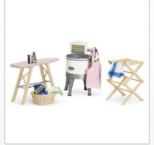 NEW American Girl Kit's Washday Set NIB Complete Mint Retired NRFB Kit