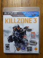 USED (Complete) - Killzone 3 (Sony PlayStation 3, PS3) - Free Shipping