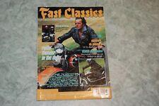 FAST CLASSIC magazine Harley Flathead 1946