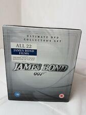 James Bond 007 Ultimate Dvd Collectors Set 22 Films