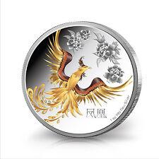 2015 Niue 1 oz Silver $2 Feng Shui Phoenix (w/Box & COA) - SKU #90617